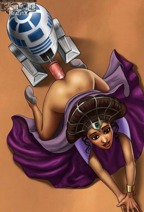 star wars porno porno video