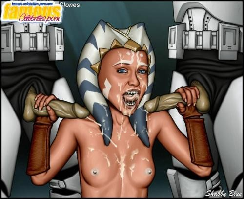 Star Wars Sex Toons